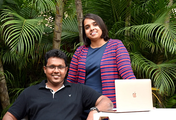 Husband & Wife duo founded SP Robotic Works raises funds to expand its product portfolio