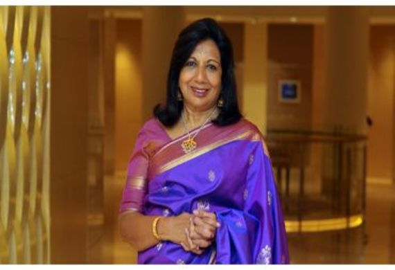 Kiran Mazumdar-Shaw is One of the Vice Chairs of US-India Business Council