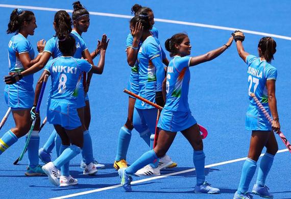 Jharkhand, Karnataka & UP Record Big Win on Day 5 of 2021 Hockey India Senior Women National Championship