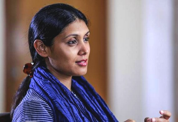 HCL's Roshni Nadar Tops the List of India's Wealthiest Women