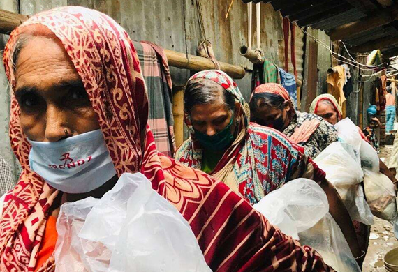 With Less Food & Lost Jobs, Indian Women were the Most Affected amid the Pandemic
