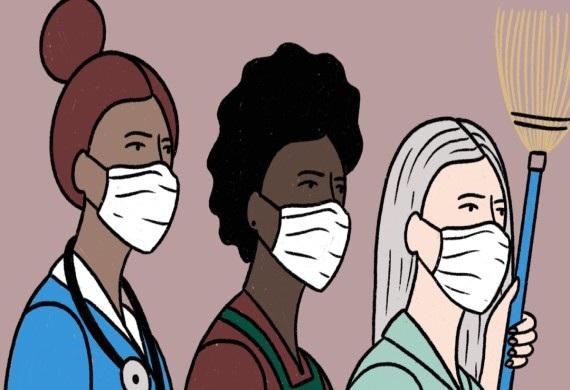 Effects of COVID-19 Pandemic on Women in Tech